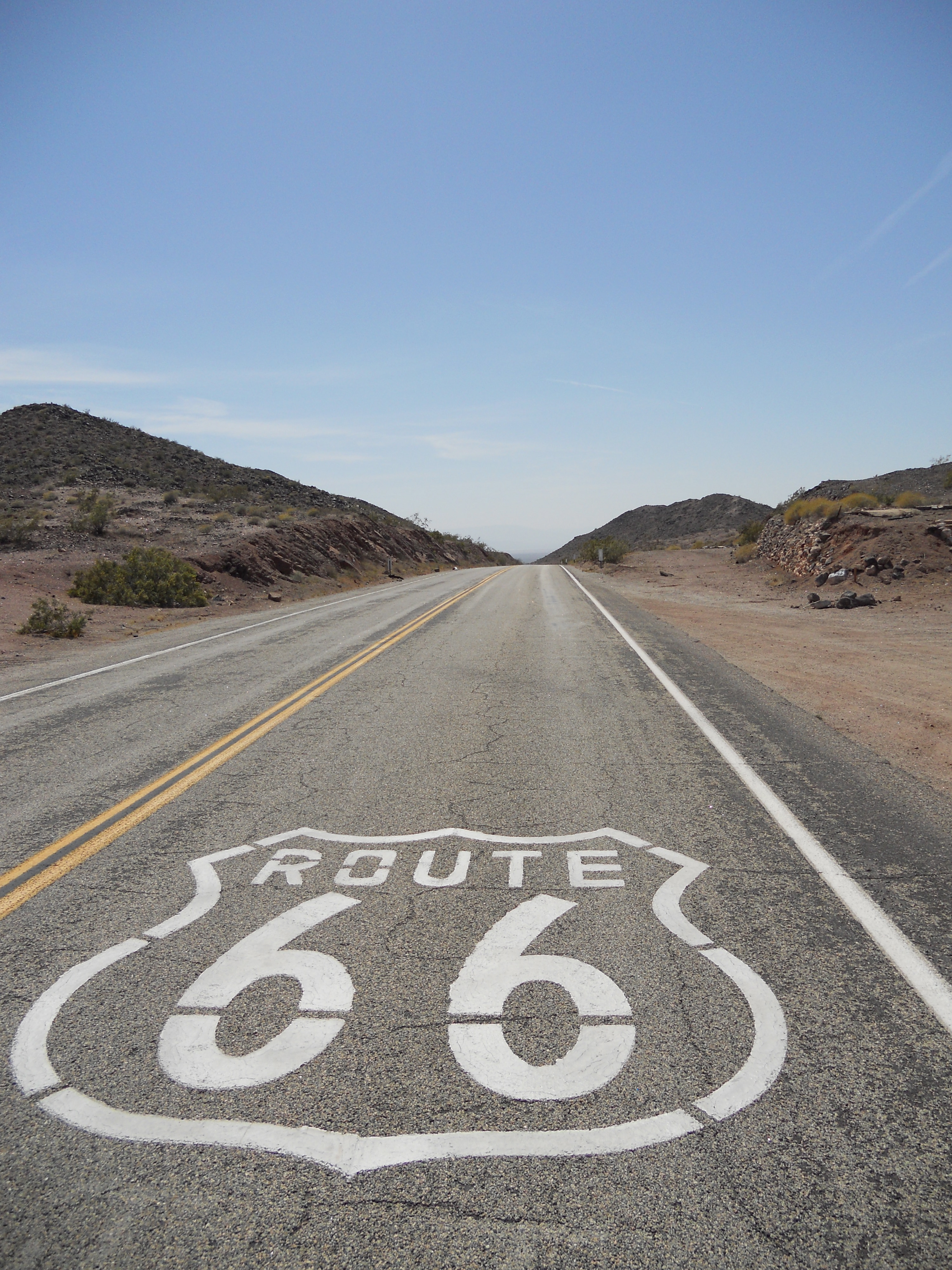 Paul Hogarths Personal Blog - Map us highway route 66